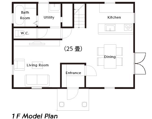 1F Model Plan